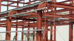 Estructura metálica con marcado CE