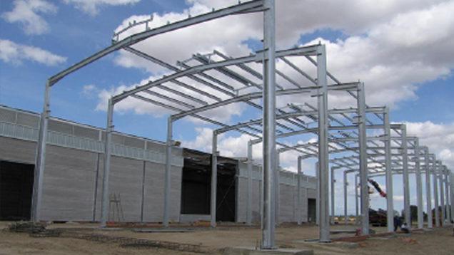 Estructuras prefabricadas archives tekton dise o y construcci n de naves y edificios - Naves industriales de diseno ...